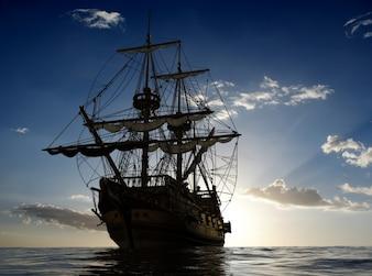 Sky speed cruiser ocean sail