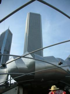 Skyscrapers, metallic