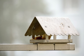 Small house figurine
