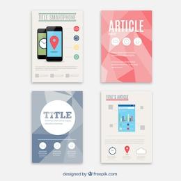 Smartphone flyers