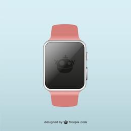 Smartwatch illustration vector