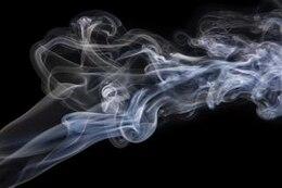 smoke  aroma  air