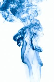 Smoke, aroma, swirl, zen