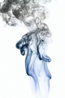 smoke  aromatherapy  white