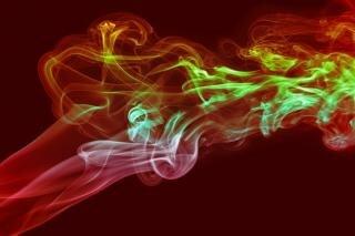 smoke  curve  magic  art