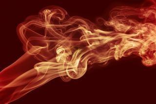 smoke  curve  zen  smoke