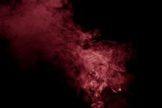 Smoke, dense, smooth
