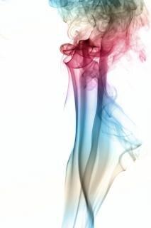 smoke, elegant, curve
