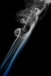 smoke  flow  zen  curve