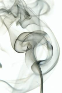 smoke, incense, trail