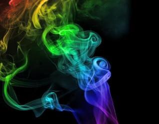 smoke  smell  abstract  magic