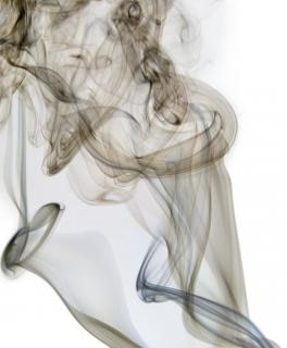 smoke  smell  curl