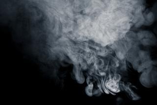 Smoke, dense