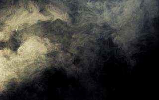 Smoke, gray