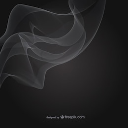 Smoke vector background