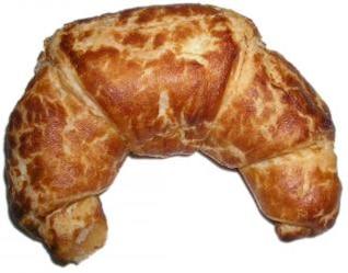Sodium hydroxide croissant