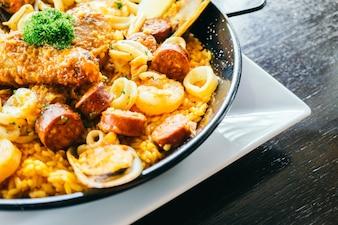 Spanich paella
