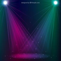 Sparkling spotlight