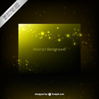 Sparkly abstract background