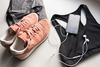 Sport sports kit workout gym