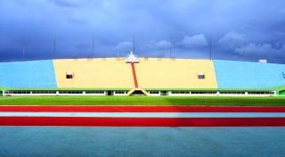 Sports Stadium, match