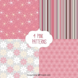 Spring patterns collection