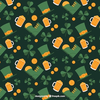 St Patricks day pattern