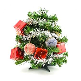 スター弓スプルースホワイトクリスマス