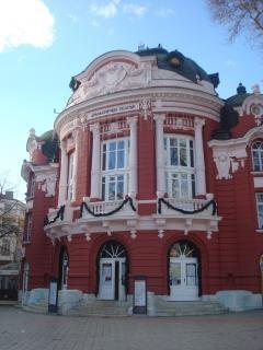 state opera building  varna
