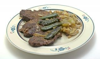 Steak, sirloin