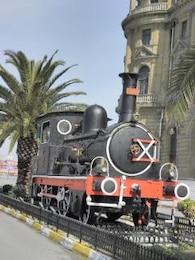 steam locomotive  istanbul