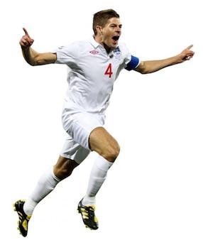 Steven Gerrard , England National team