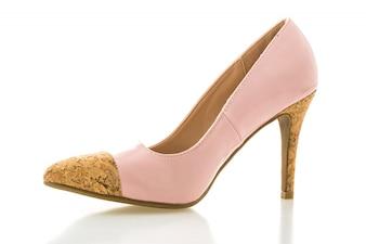 Stiletto heels two beauty platform