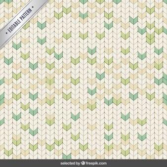 Stitched pastel pattern