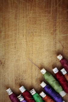 Stitching yarns