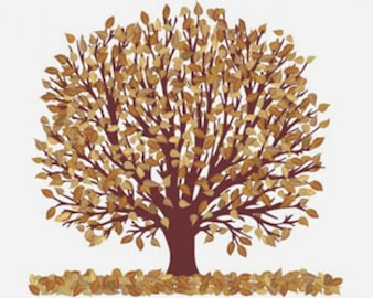 Stock Illustrations Tree Vector
