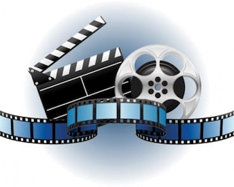 Stock Ilustrations Cinema Vectors