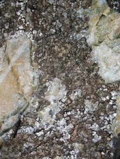 stone surface texture  worn  plain
