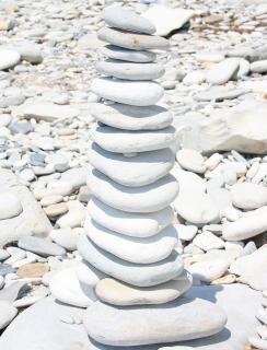 Stones , harmony