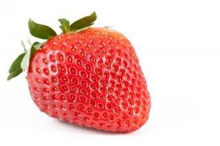 Strawberry close up  sweet