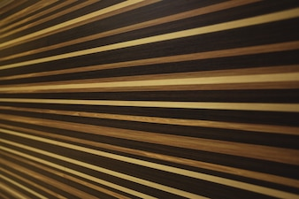 Striped pattern on wooden surface background