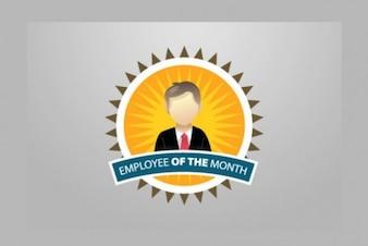stylish employee illustrator vector pack