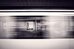 Subway reflections
