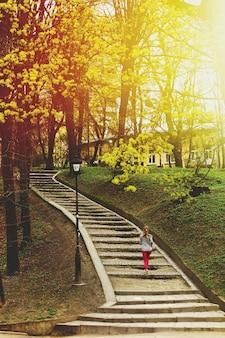 Sunshine sports sporty jog fall