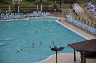 Swimming pool  vacation