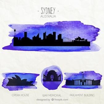 Sydney monuments