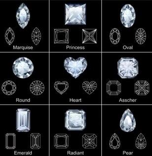 symmetrical diamond design vector pack