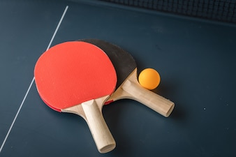 Pong vectors photos and psd files free download - Dimension d une table de ping pong ...