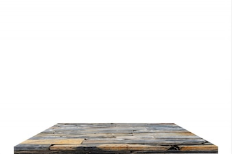 分離したテーブルトップ