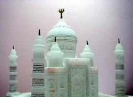 Taj Mahal, tower